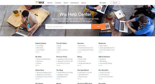 Wix Vs WordPress - Help Center
